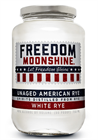 Freedom Moonshine White Rye